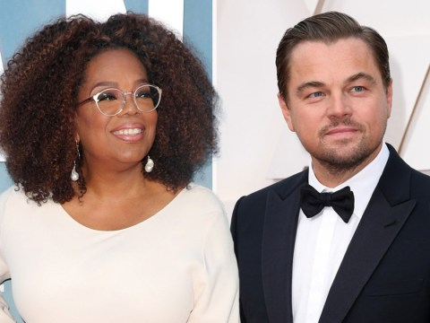 Oprah Winfrey donates $10million to coronavirus relief efforts including Leonardo DiCaprio's food fund for hard-hit communities