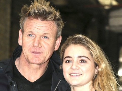 Gordon Ramsay horrified as his daughter Tilly goes on 'dinner date' with Gino D'Acampo's son
