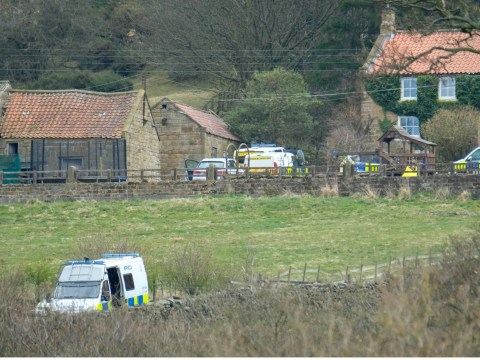 Human remains found on North Yorkshire moors