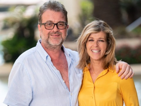 Kate Garraway 'given hope from lifesaving stories' as husband Derek Draper continues coronavirus fight in hospital