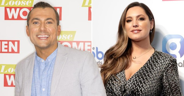 Paul Danan says he dated Kelly Brook