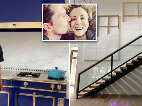 Inside Kaley Cuoco's cosy marital home as Big Bang Theory actress sells old mansion at a loss