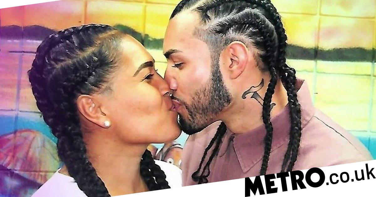 Man who fell in love with transgender prison mate marries her after release