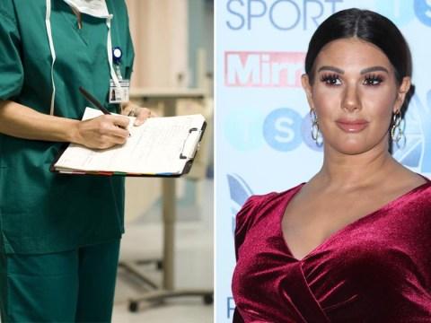 Rebekah Vardy donates £10,000 to buy scrubs for medics battling coronavirus in Leicester