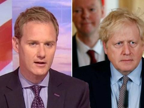 BBC Breakfast's Dan Walker has perfect put down for trolls abusing Boris Johnson as PM fights coronavirus in intensive care