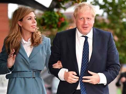 Who is Boris Johnson's partner Carrie Symonds and how long have they been together as they announce birth of baby boy?