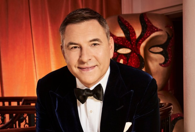 Editorial use only Mandatory Credit: Photo by ITV/REX (10607879i) David Walliams. 'Britain's Got Talent' TV Show, Series 14, UK - 11 Apr 2020