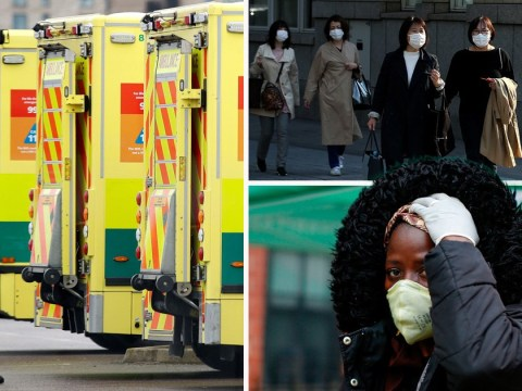 Black and Asian coronavirus patients 'more at risk of severe illness'