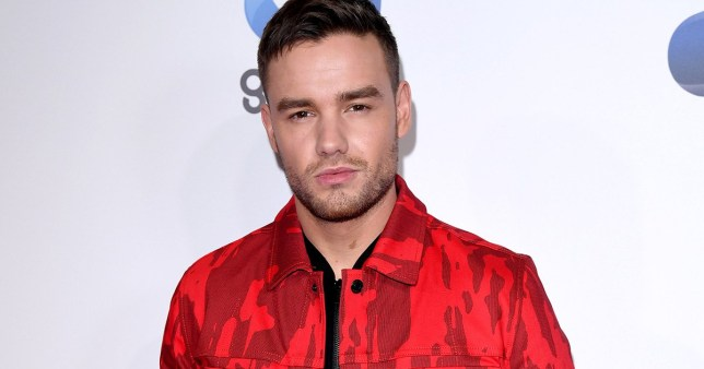 Liam Payne pictured attending event