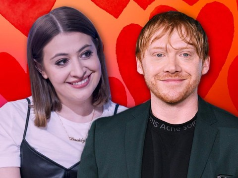 Harry Potter star Rupert Grint welcomes first child with girlfriend Georgia Groome