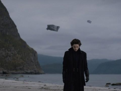 Timothée Chalamet takes on epic sci-fi journey in Denis Villeneuve's Dune