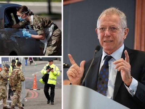 UK's response to coronavirus is poor, says former chief scientist