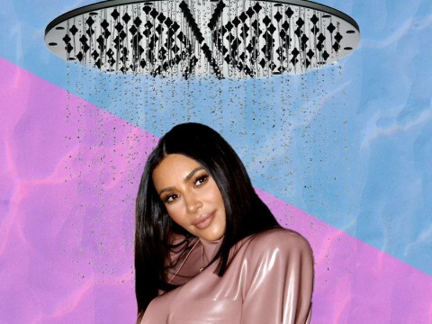 Kim Kardashian isn't showering everyday in self-isolation because she's just that busy