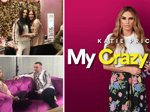 Katie Price to open up about admission to the Priory for severe stress in My Crazy Life special