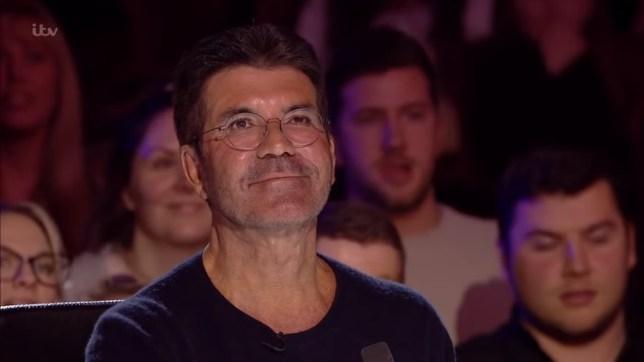 James Piper, Britain's Got Talent 11.04.20 (Picture: ITV)