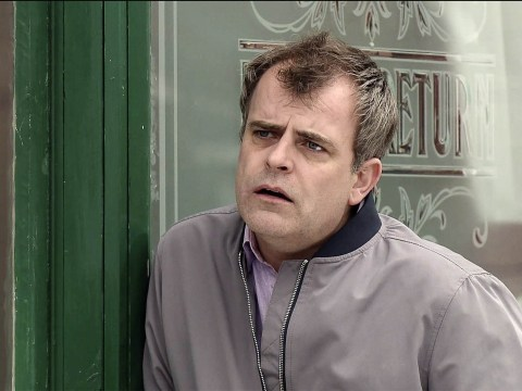 Coronation Street's Simon Gregson 'can't remember' sweary tweets as he was 'drunk'