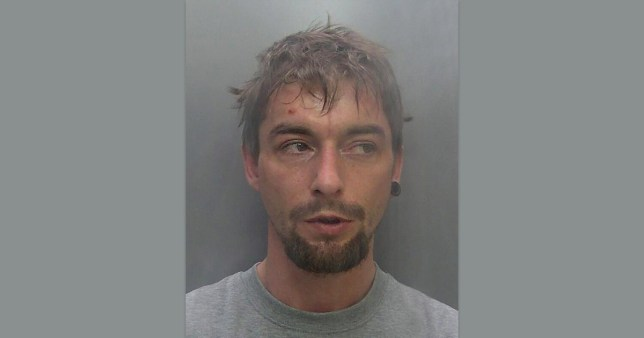 Man jailed for biting and spitting at police after claiming he had coronavirus Terry Simmons