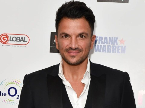 Peter Andre 'proud to put weight on' during lockdown: 'Beach body on hold'