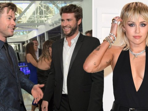 Chris Hemsworth celebrates getting brother Liam 'out of Malibu' after Miley Cyrus split
