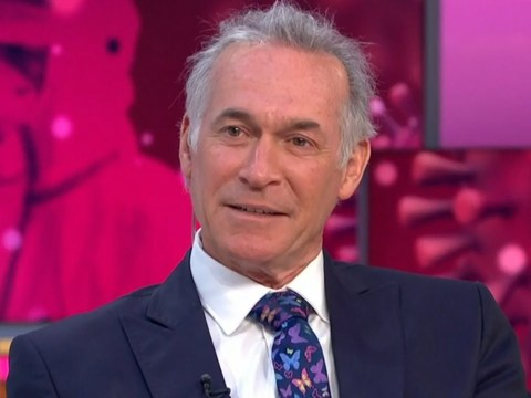 Dr Hilary Jones encourages street party as he explains how to safely celebrate VE Day during pandemic
