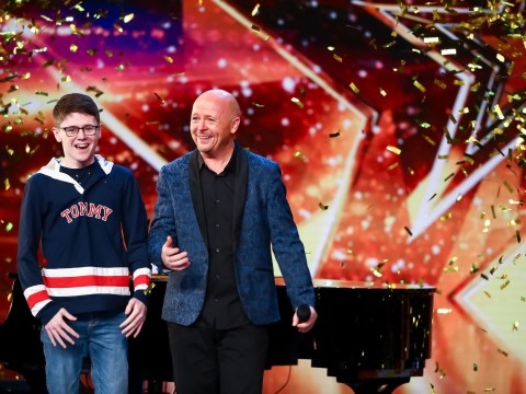 Britain's Got Talent 2020: Comedian Jon Courtenay becomes second golden buzzer act of series after moving performance