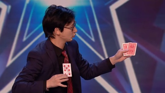 BGT magician leaves Amanda Holden stunned in unseen clip