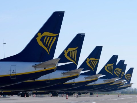 Ryanair passengers told they can't get refunds until pandemic is over