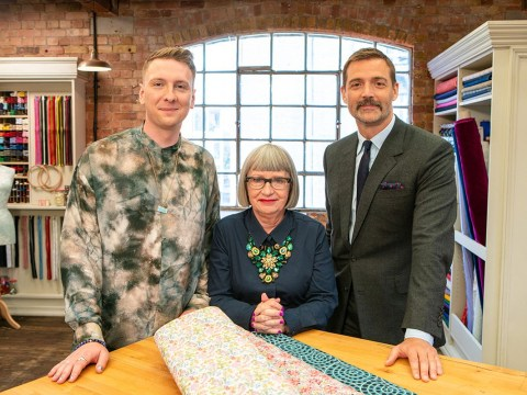 The Great British Sewing Bee sees another contestant pack their bags after tense recycling challenge