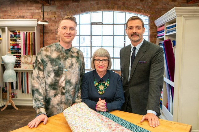 The Great British Sewing Bee sees another contestant pack their bags