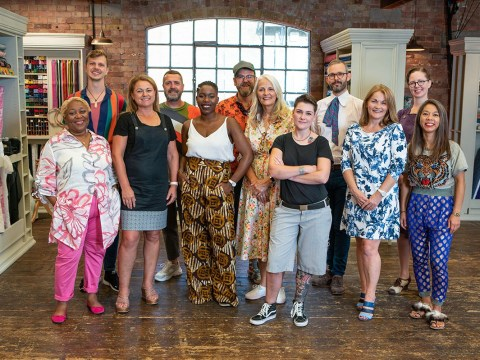 The Great British Sewing Bee bids farewell to first contestant of series 6