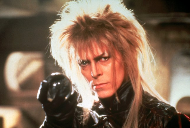 David Bowie (Jareth the Goblin King)