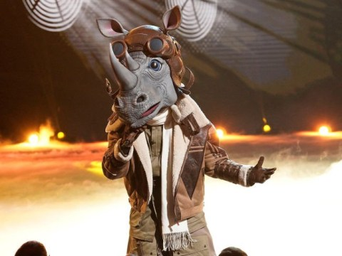 Who is the Rhino on the Masked Singer US? All the clues and theories