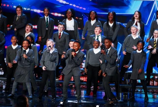 Britain's Got Talent Clas Dynamiz