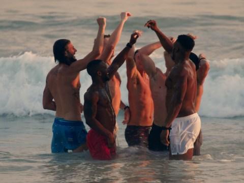 Too Hot To Handle's David Birtwistle exposes show's secret bromance