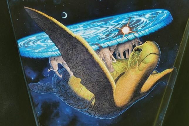 Discworld by Terry Pratchett