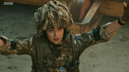 Our Girl, series 4 episode 6 (Picture: BBC)