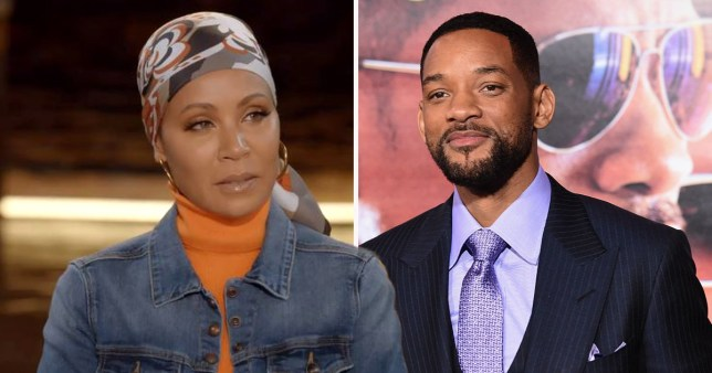 Jada Pinkett Smith realises she 'doesn't know Will at all' during lockdown