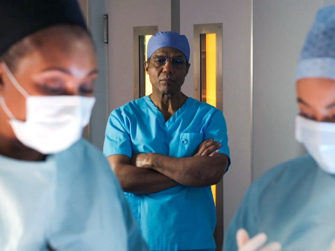 Holby City review with spoilers: Guy Self is back as Max comes to terms with recent events