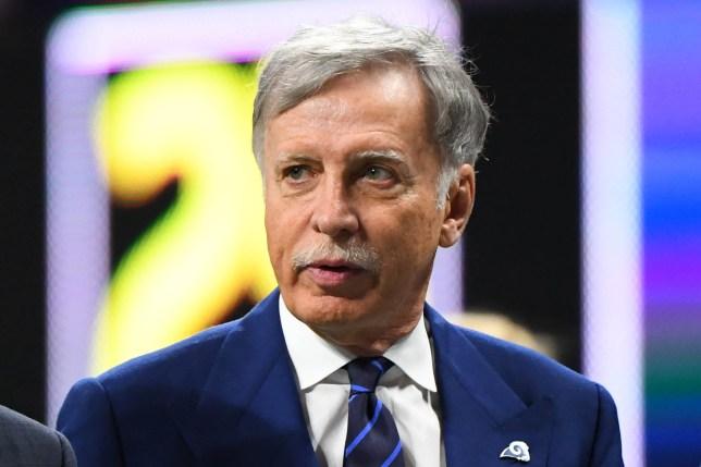 Stan Kroenke is providing a major cash injection for Arsenal