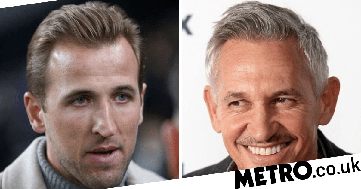 Gary Lineker sends message to Manchester United over Harry Kane transfer