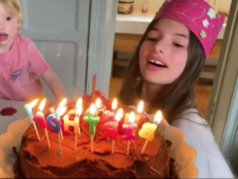 Jamie Oliver reveals ultimate gluten-free chocolate cake recipe as daughter Petal celebrates 11th birthday in coronavirus lockdown