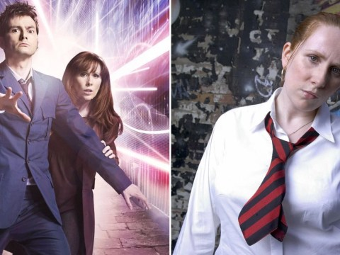 Catherine Tate is bringing back Lauren the Schoolgirl for new sketch – with David Tennant