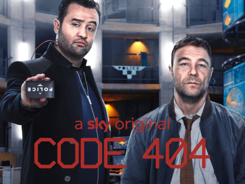 Daniel Mays is 'back from the dead' in chaotic first trailer for Code 404 with Line of Duty's Stephen Graham