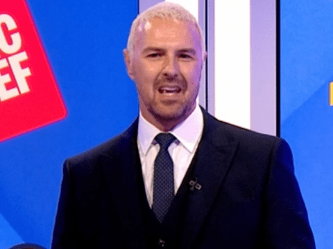 Paddy McGuinness fans thirst over new blonde hair during Big Night In stint