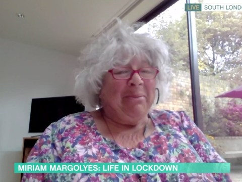 Miriam Margolyes missing partner of 52 years during self-isolation: 'I want to be with her for the rest of my life'