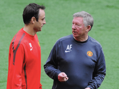 Dimitar Berbatov reveals 'painful' Sir Alex Ferguson phone call after being dropped for Champions League final