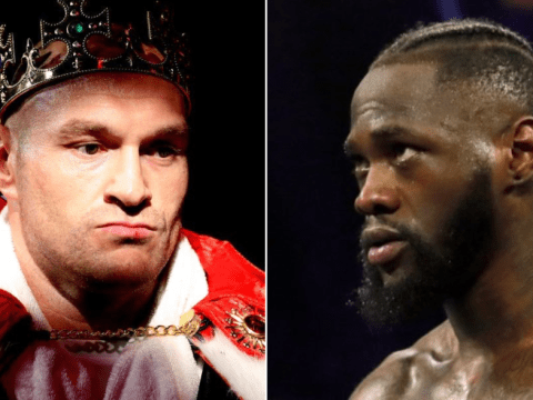 Tyson Fury blasts Deontay Wilder for refusing to recognise him as WBC champion