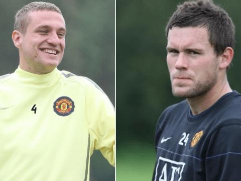 Ben Foster recalls training with 'horrible' Nemanja Vidic at Manchester United