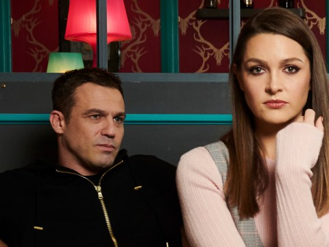 Hollyoaks spoilers: Sex twist as Sienna Blake and Warren Fox are back on in new trailer