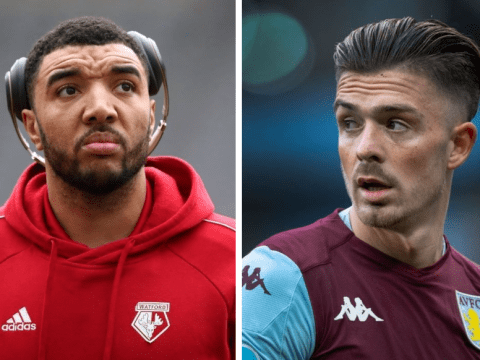 Troy Deeney defends Jack Grealish over coronavirus lockdown rule break and digs out Chelsea's Mason Mount instead